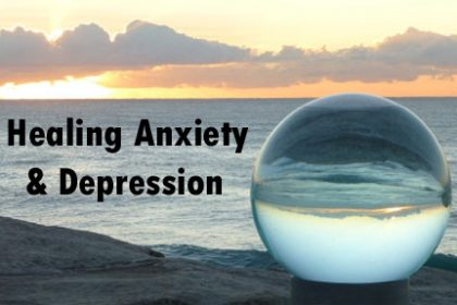 Healing Anxiety & Depression WORKSHOP 4