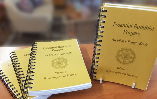 New Gold Prayer Books