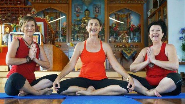 Morning Yoga – Langri Tangpa Buddhist Centre Brisbane