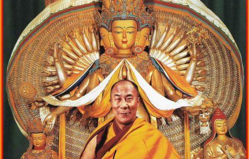 HH Dalai Lama & Chenrezig Guru Yoga
