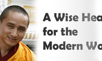 A Wise Heart for the Modern World (Geshe Zopa Tour)
