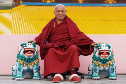 Rinpoche's Long Life Puja Picnic