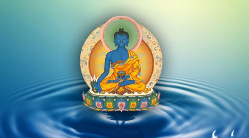 Healing Buddha Meditations