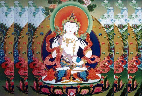 Vajrasattva Express Meditation 01 Image