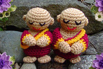 Crochet for Rinpoche