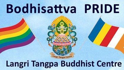 Bodhisattva PRIDE March & Stall