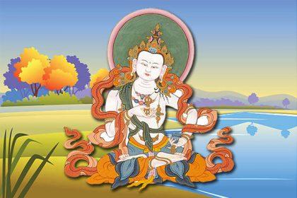 Vajrasattva Cleansing Meditations
