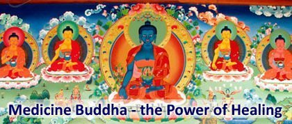 DAY OF MIRACLES Medicine Buddha Puja