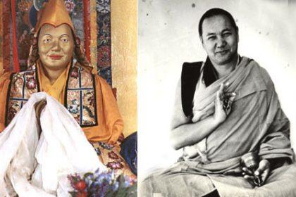 Lama Yeshe Statue