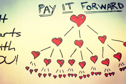 Pay-it-forward Membership