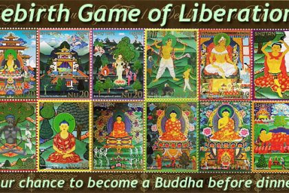 Rebirth - Tibetan Game of Liberation (long version)