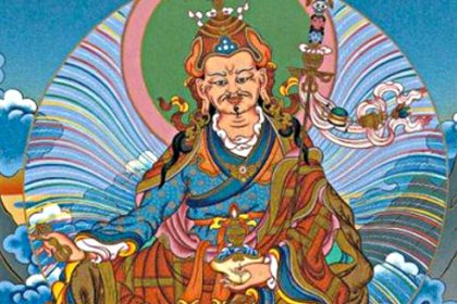 The Art of Guru Rinpoche - Andy Weber