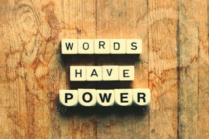 Mindful Families - The Power of Words
